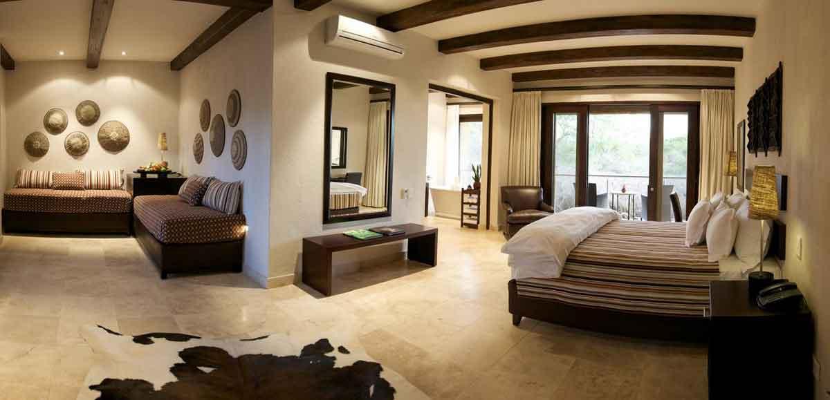 Kapama River Lodge Family Suite