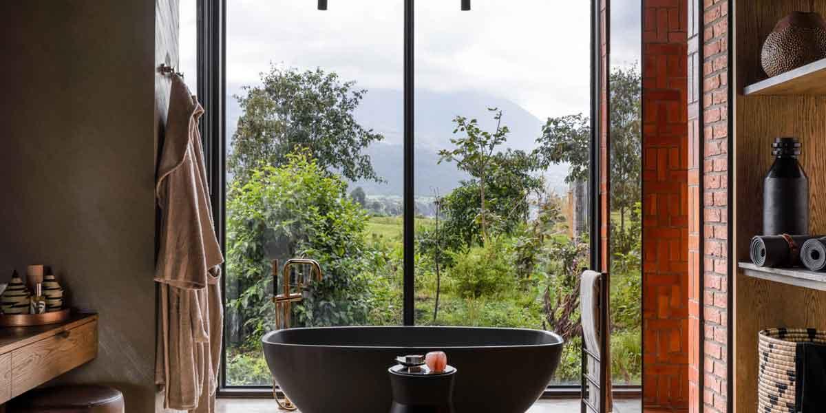 Kwitando Lodge Bathroom