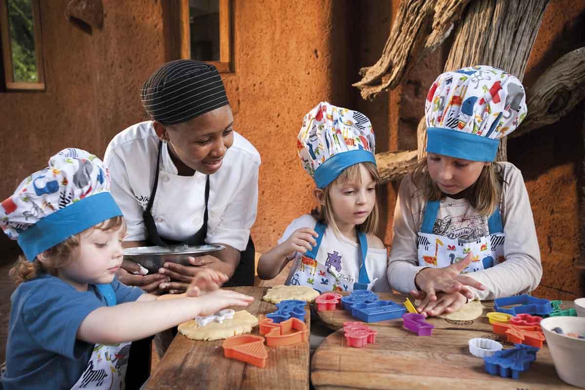 Madikwe Cooking with Kids
