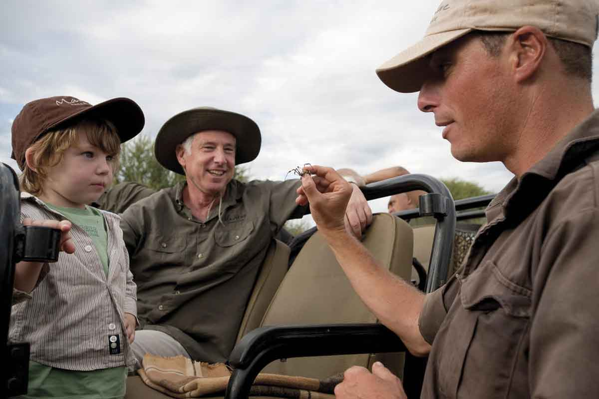 Should You Bring Children on Safari to South Africa?