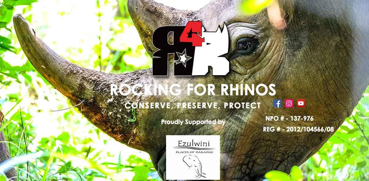 Rocking for Rhinos
