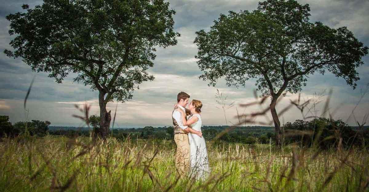Sabi Sabi Wedding Vows