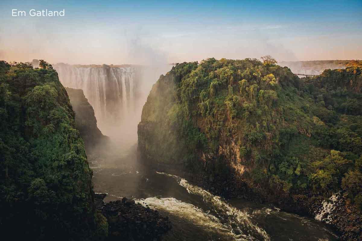 Taita Falcon Vic Falls