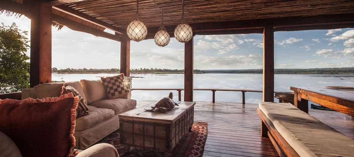 Tongabezi Zambezi River
