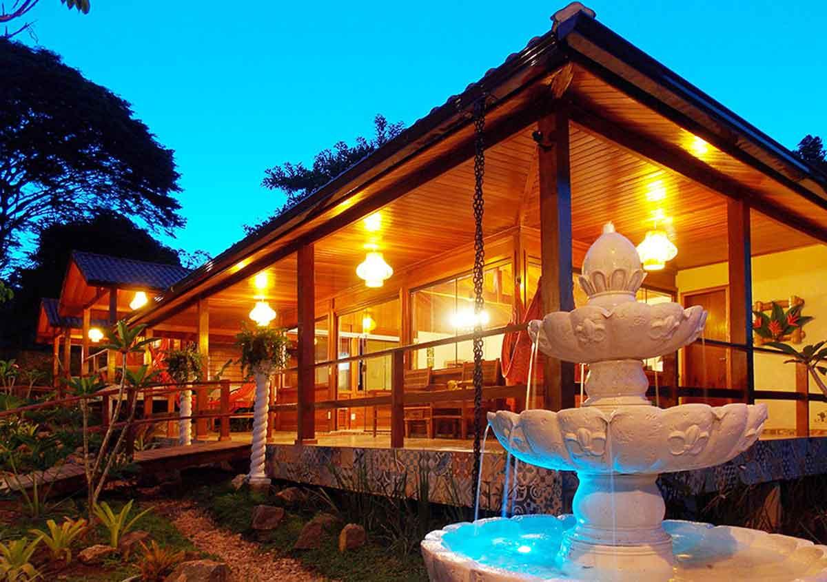 Aratinga Inn Ilha Grande