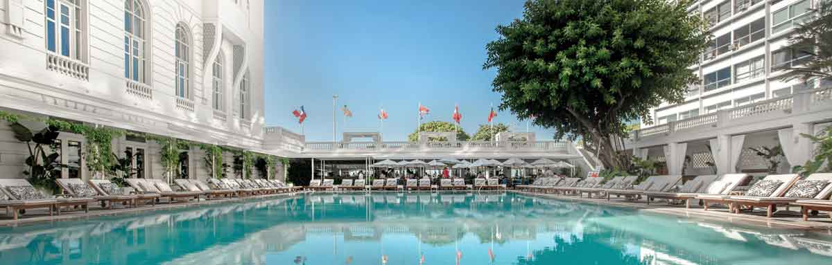 Belmond Swimming Pool