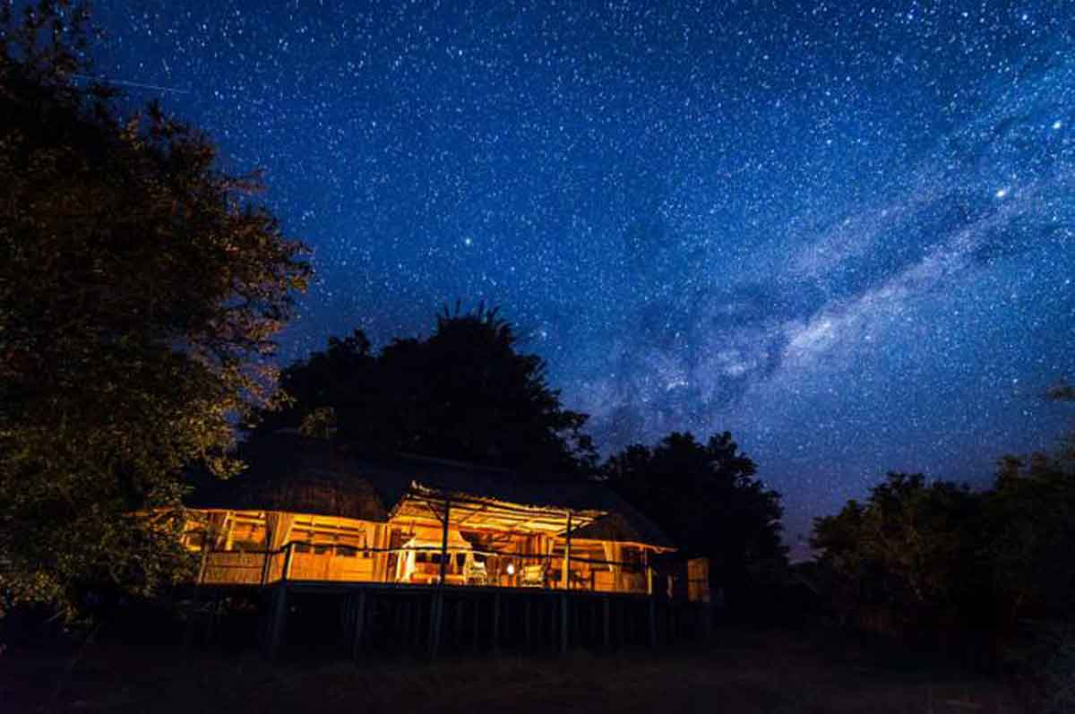 National Geographic's Unique Lodges of the World, National Geographic's Unique (Safari) Lodges of the World