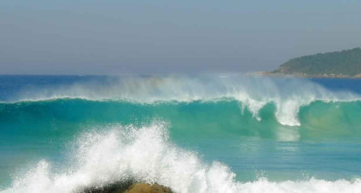 Ilha Grande Surfing
