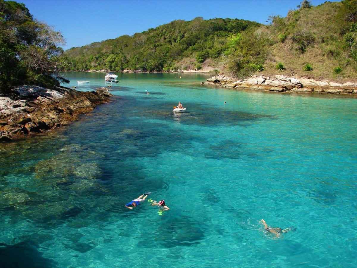 Tropical Island Paradise : Ilha Grande in Rio de Janeiro