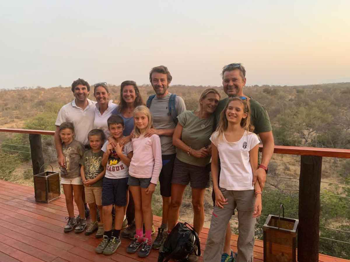 Client Feedback : Family Safari to the Delightful Nambu Camp