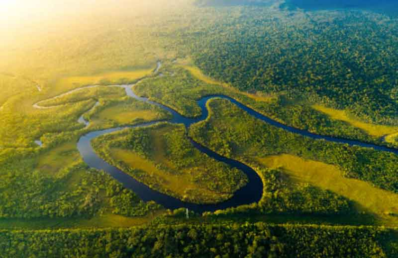 Boating on Pantanal Rivers