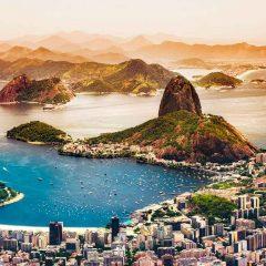 """The """"Marvellous City"""" of Rio de Janeiro"""
