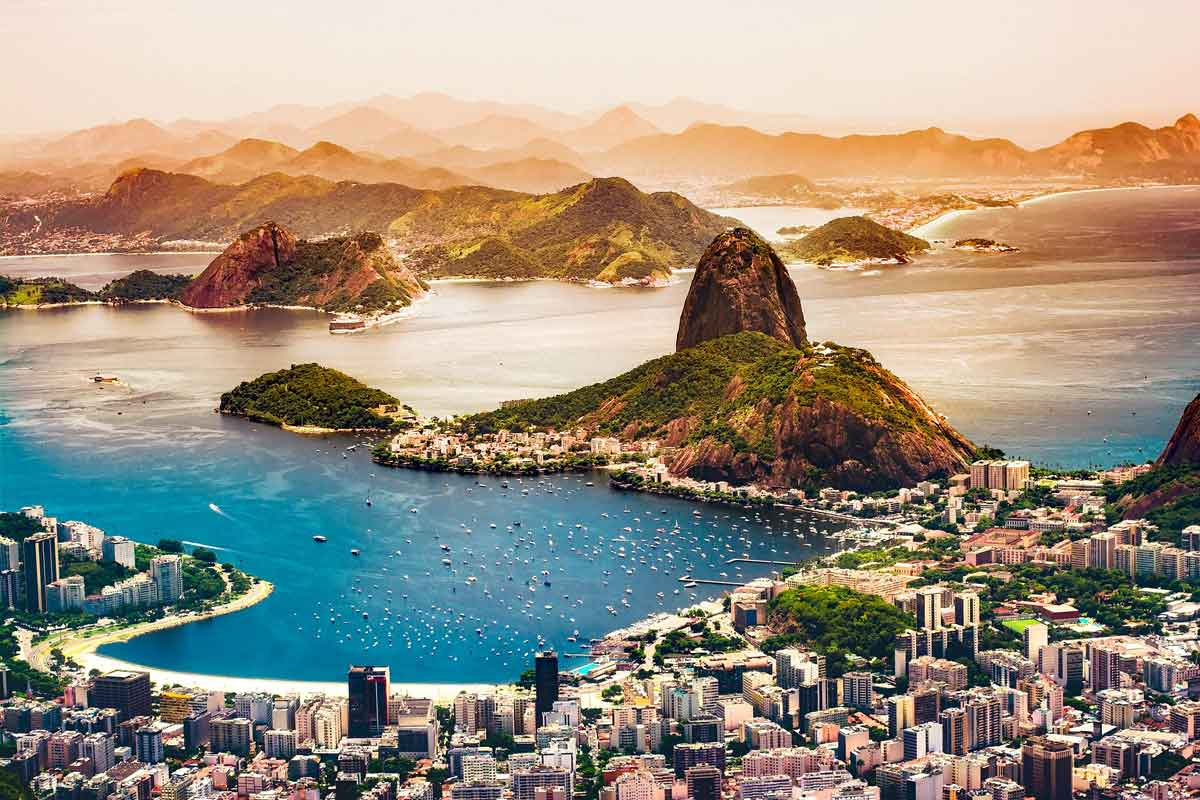 Discovering the Best of Brazil, Peru and Argentina