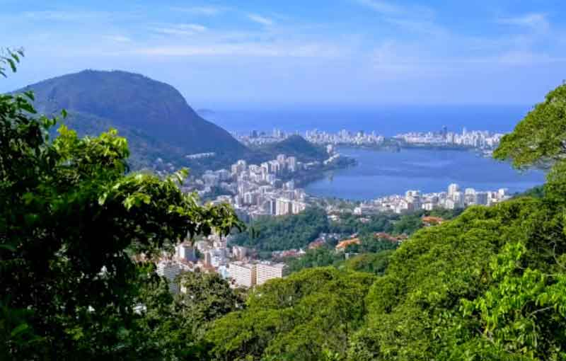 Rio's TijucaNational Park: Explore the World's Largest Urban Forest