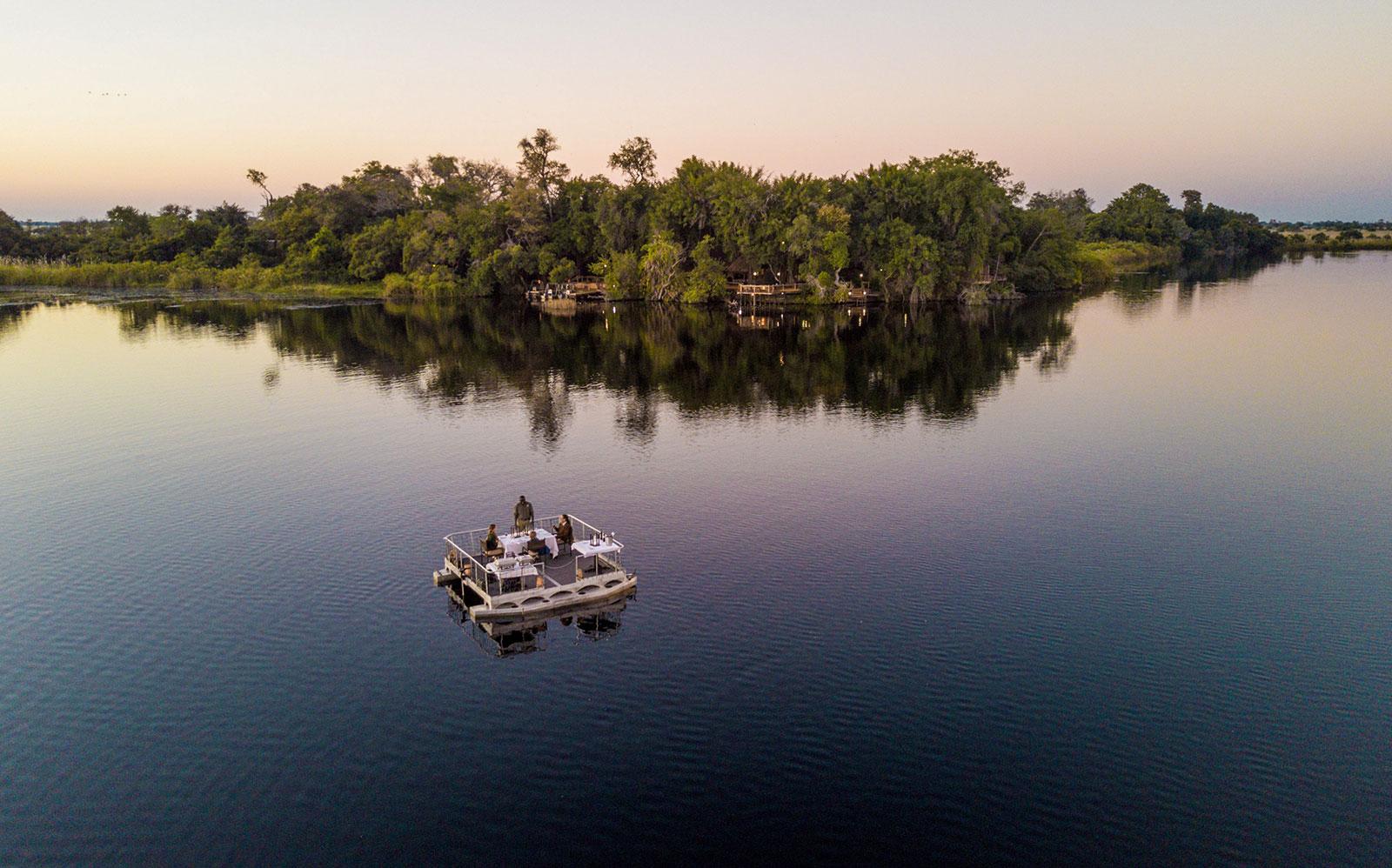 Xugana Lodge Okavango Delta