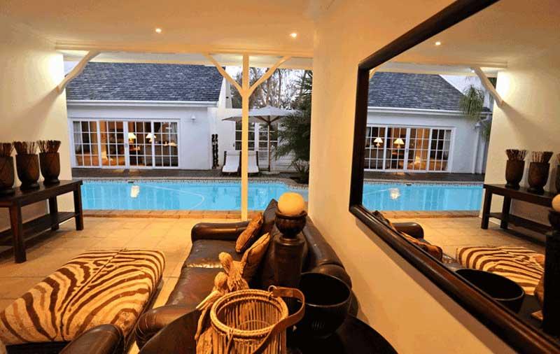 Bayete Lodges Swimming Pool