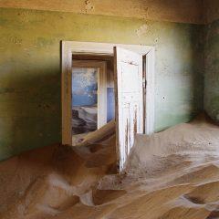 Namibia's alluring diamond-mining ghost town, Kolmanskop