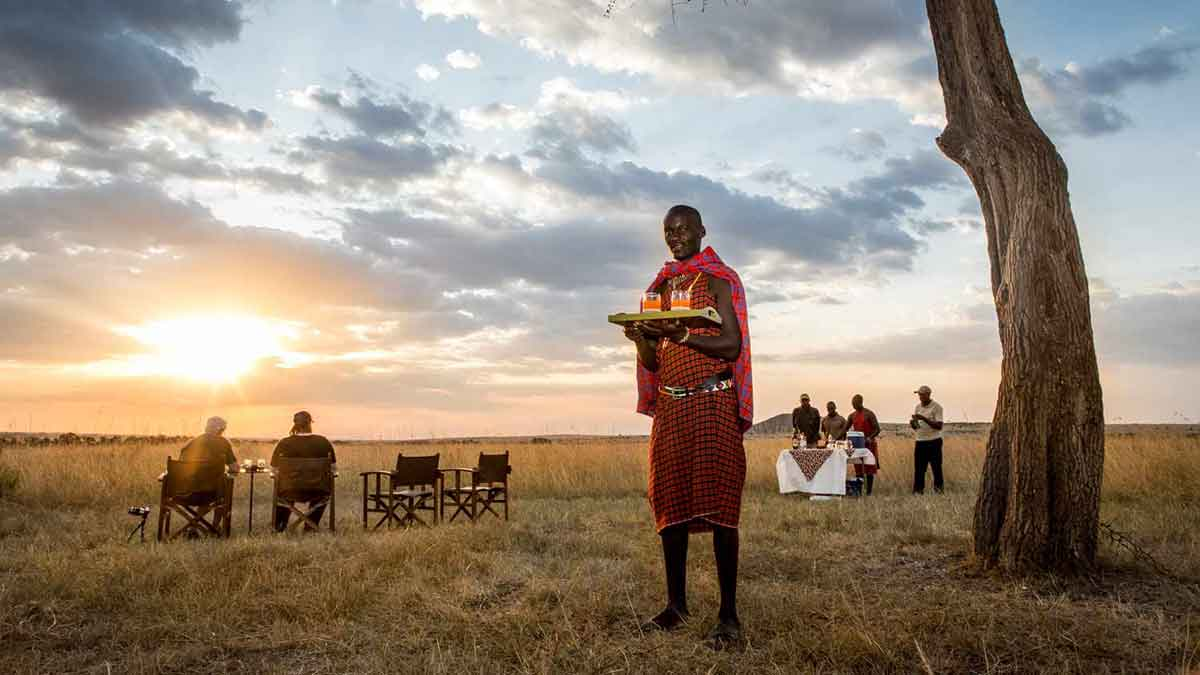 4 Perfectly Placed Masai Mara Lodges for the Migration