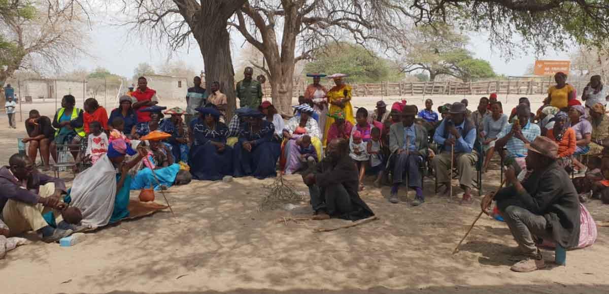 Botswana Community Visit