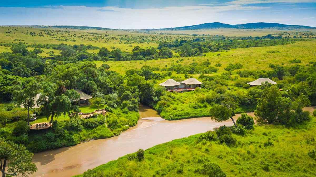 Masai Mara Lodges, 4 Perfectly Placed Masai Mara Lodges for the Migration