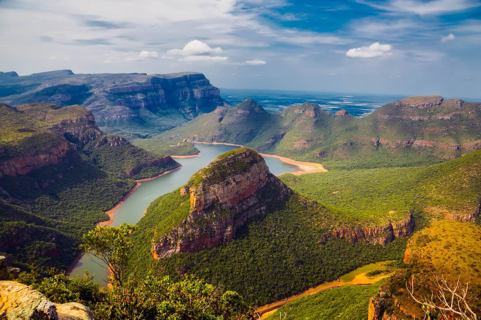 South Africas Blyde River Canyon
