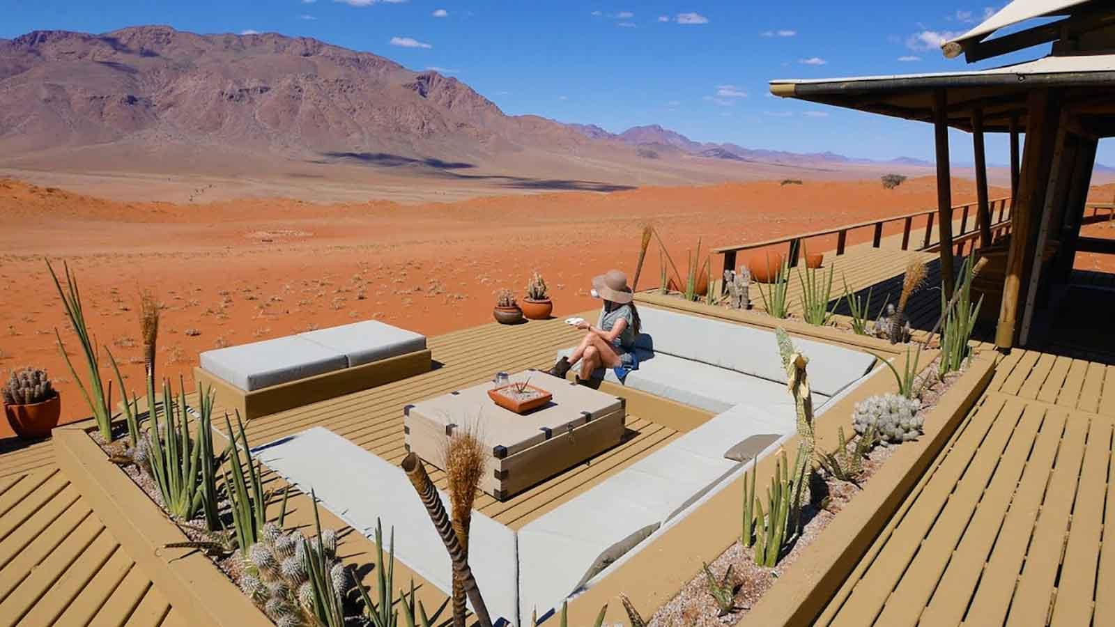 Wolwedans Lodge Desert