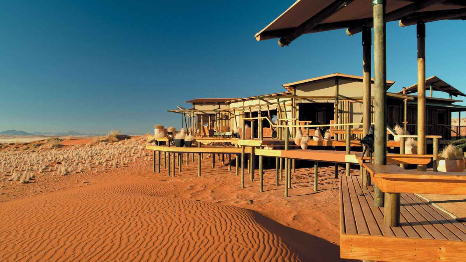 Wolwedans Lodge in Namibia
