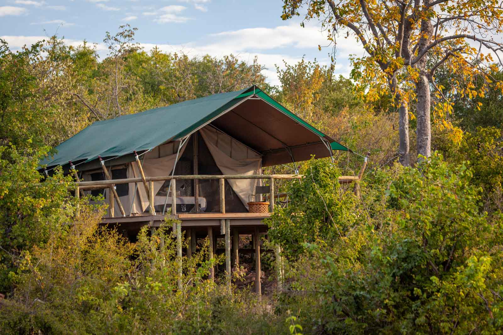 Deteema Springs Tents
