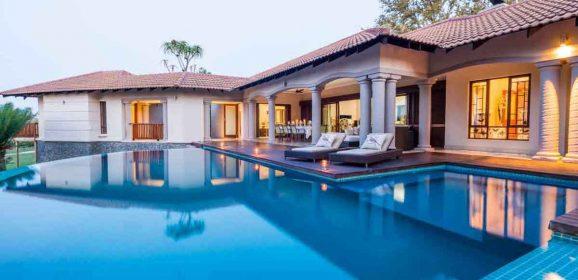 4 Exclusive Luxury Kruger Safari Villas for Hire