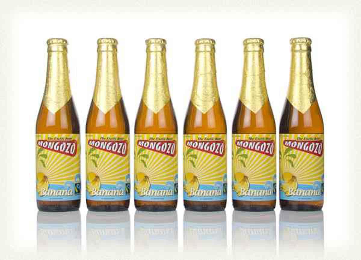 Mongozo Banana Beer
