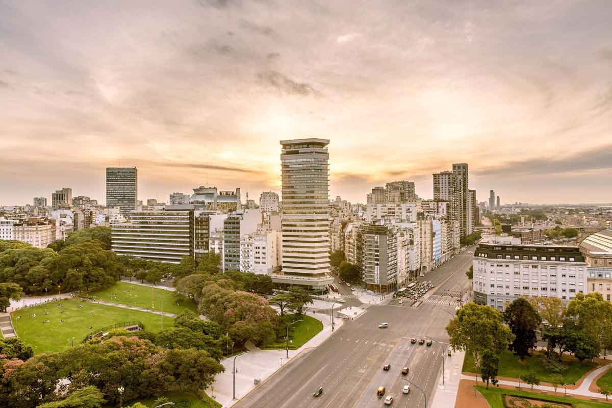 Park Tower Buenos Aires