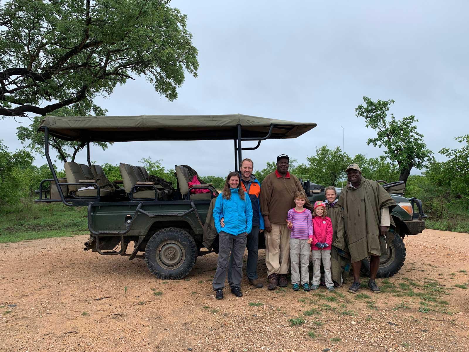 Client Feedback : Family Safari at Honeyguide Khoka Moya