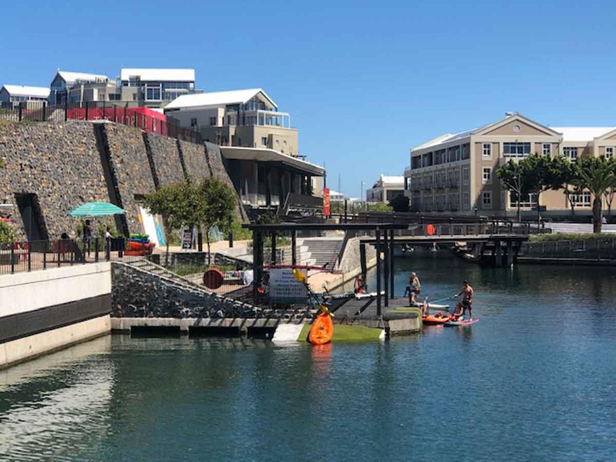 Paddle Board Cape Town