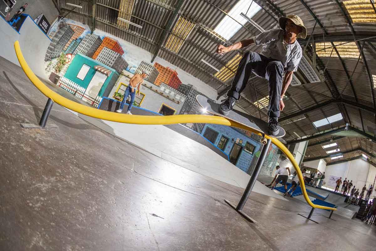 The Shred Skatepark