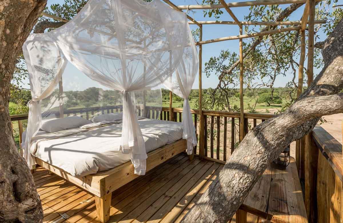 Umlani Outdoor Treehouse