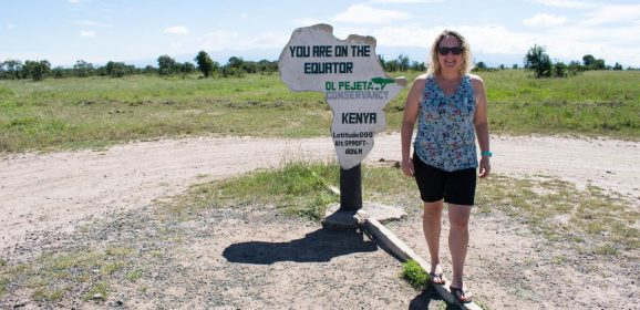 Insider info: Michelle's take on her safari in Kenya