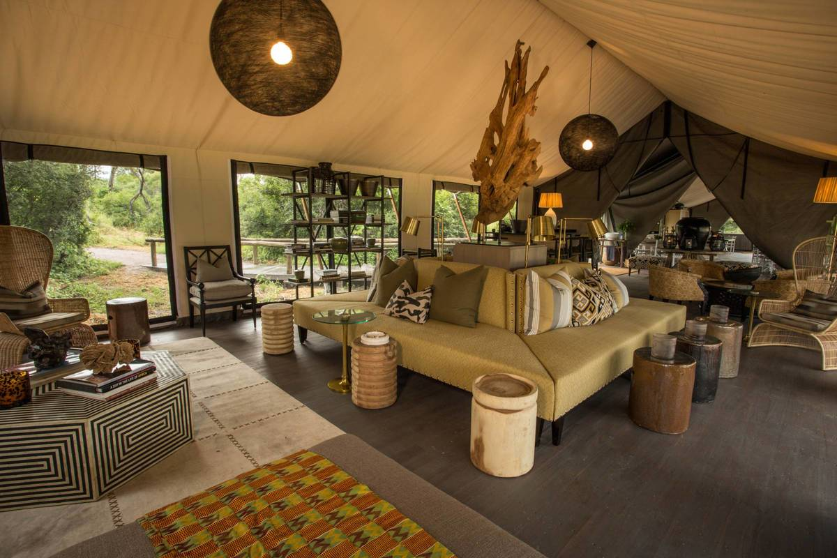Gomoti Plains Lounge