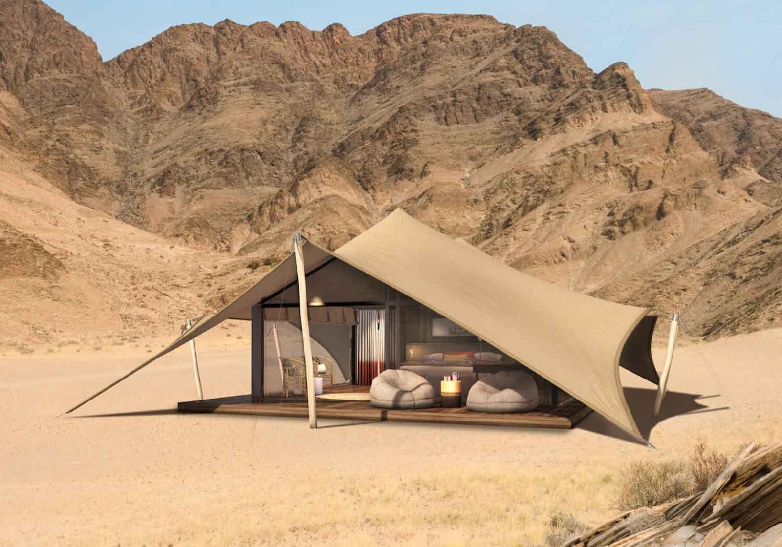 Hoanib Tented Camp
