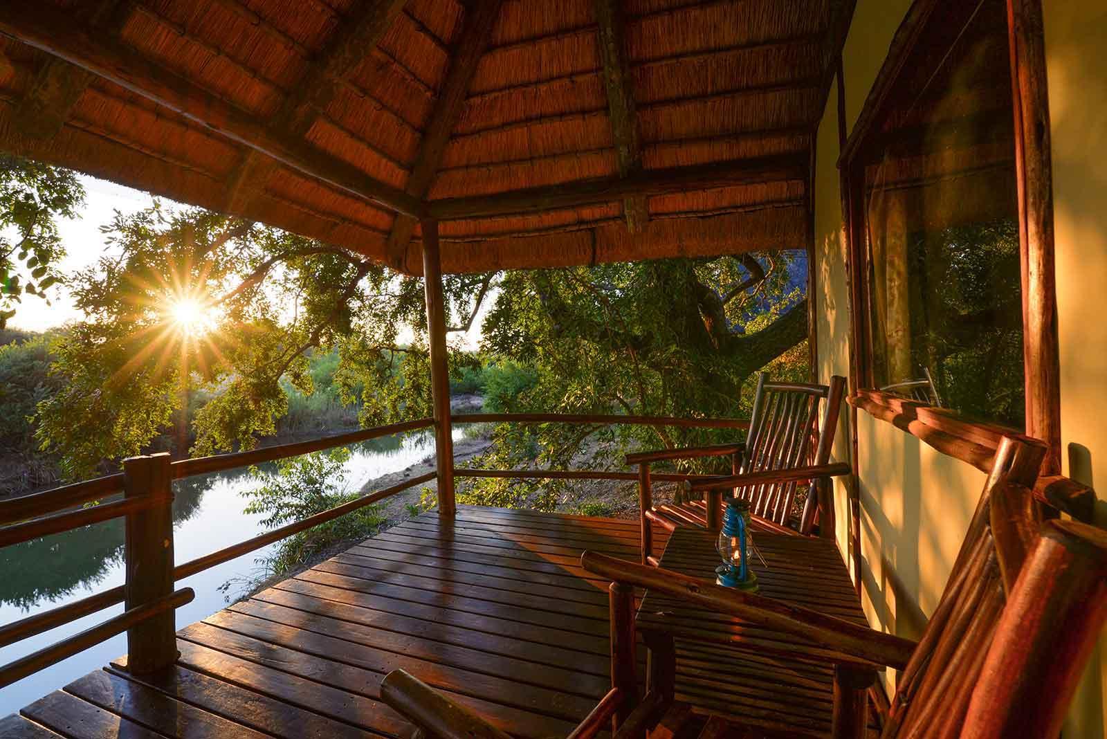 Klaserie River Safari Lodge on River