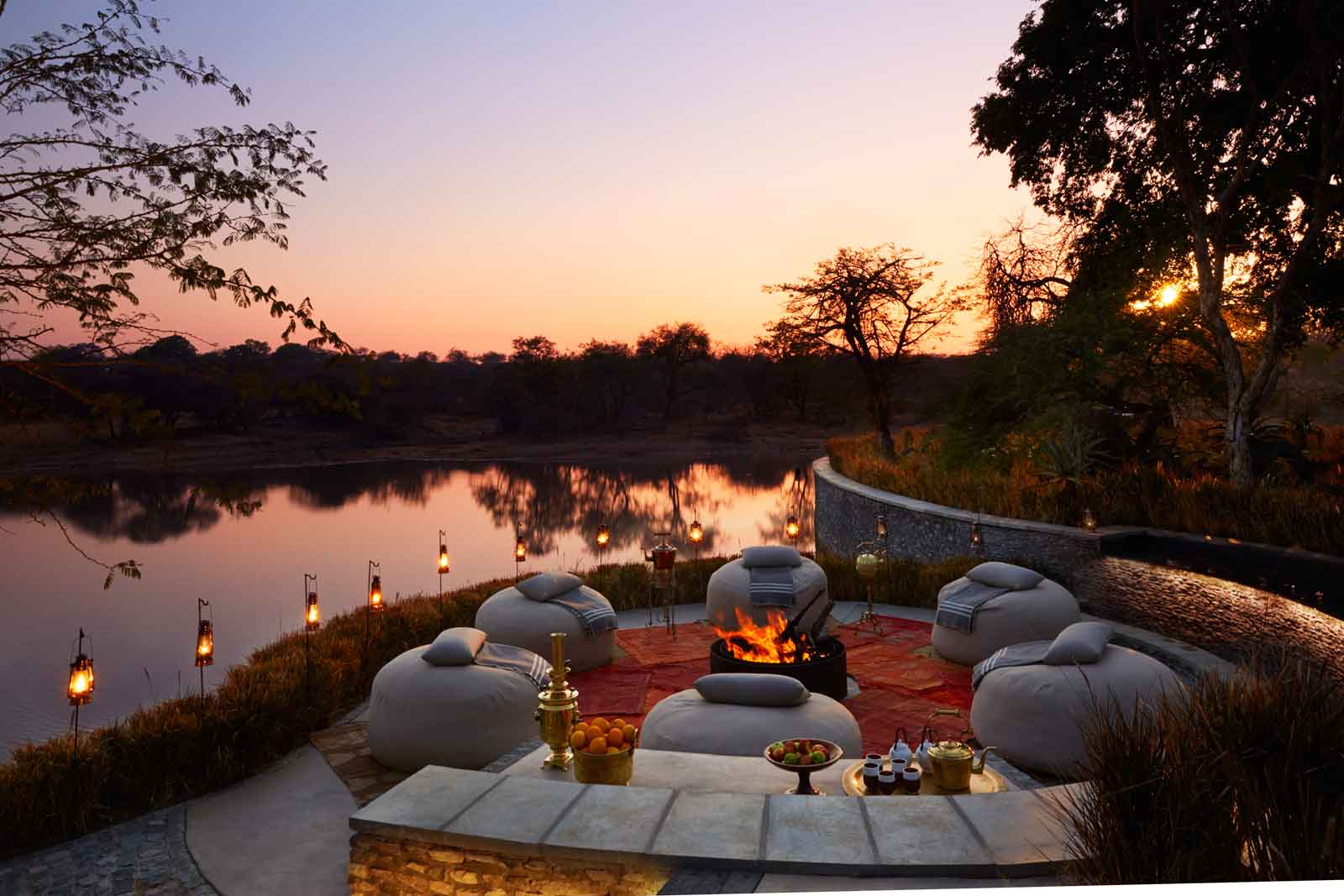Kubili House in Thornybush, Hire Out the Ultra-luxurious Kubili House in Thornybush