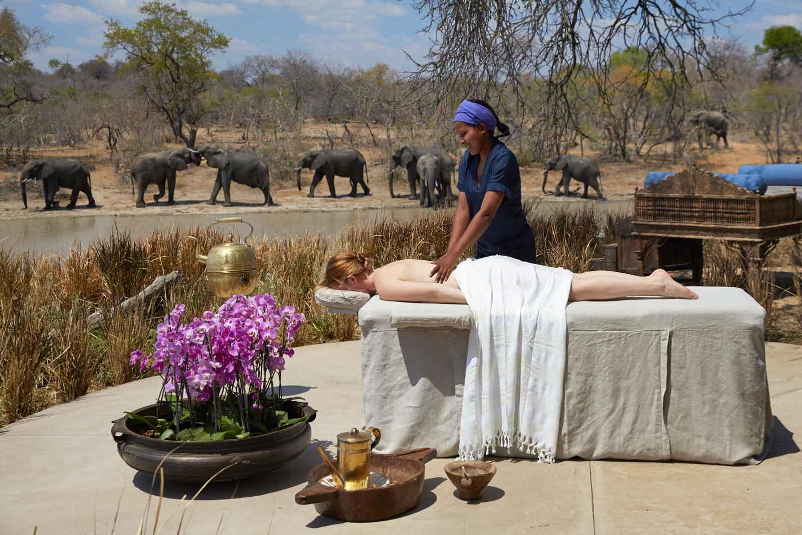 Kubili House Massage Treatment