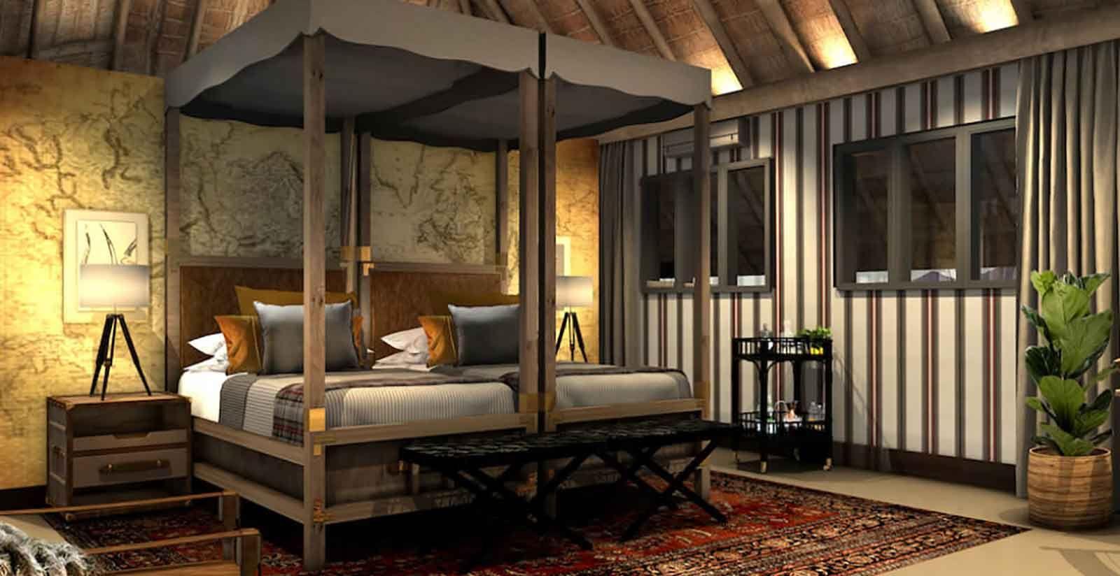 Kwessi Dunes Bedroom