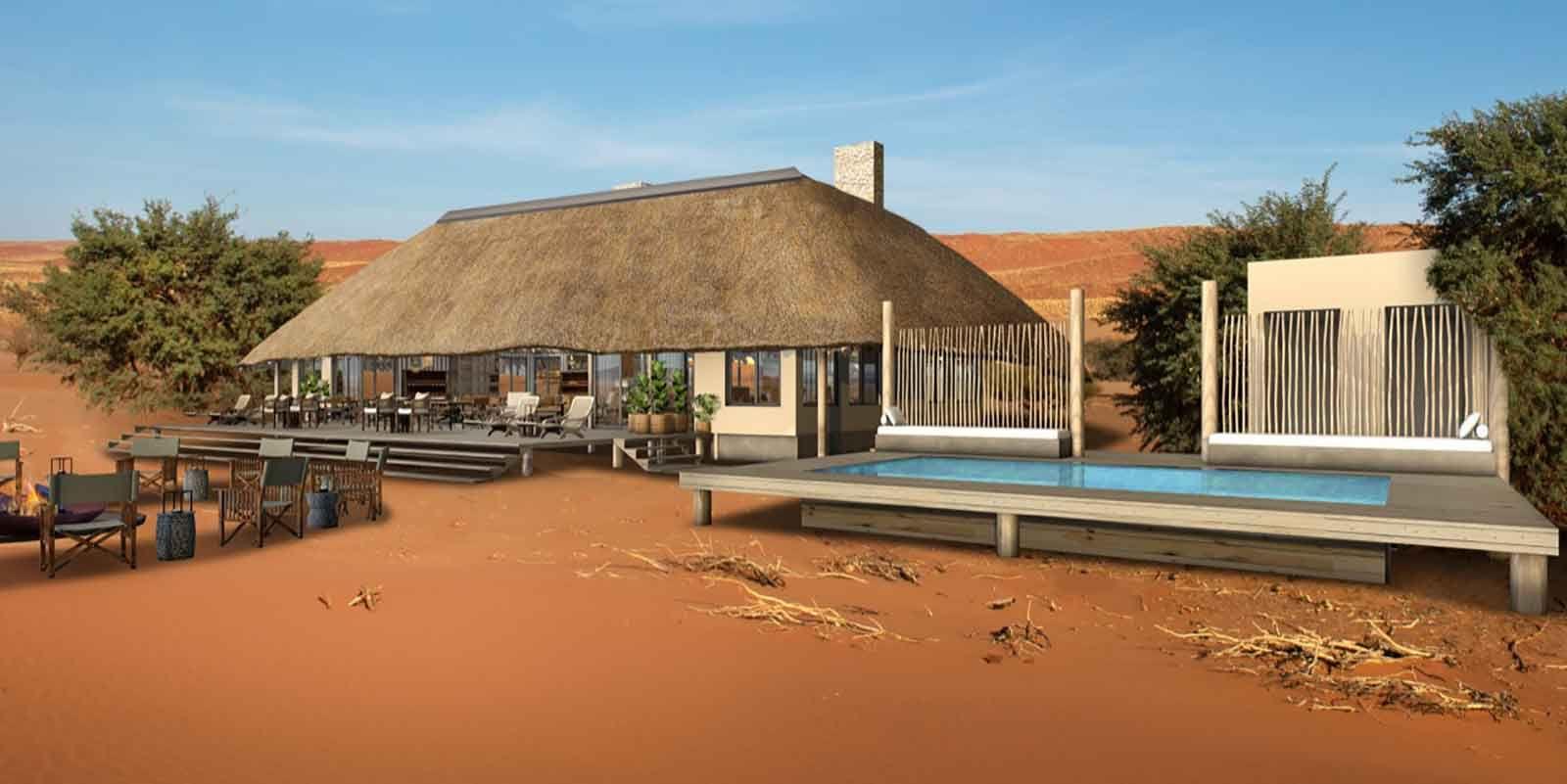 Kwessi Dunes Sossusvlei