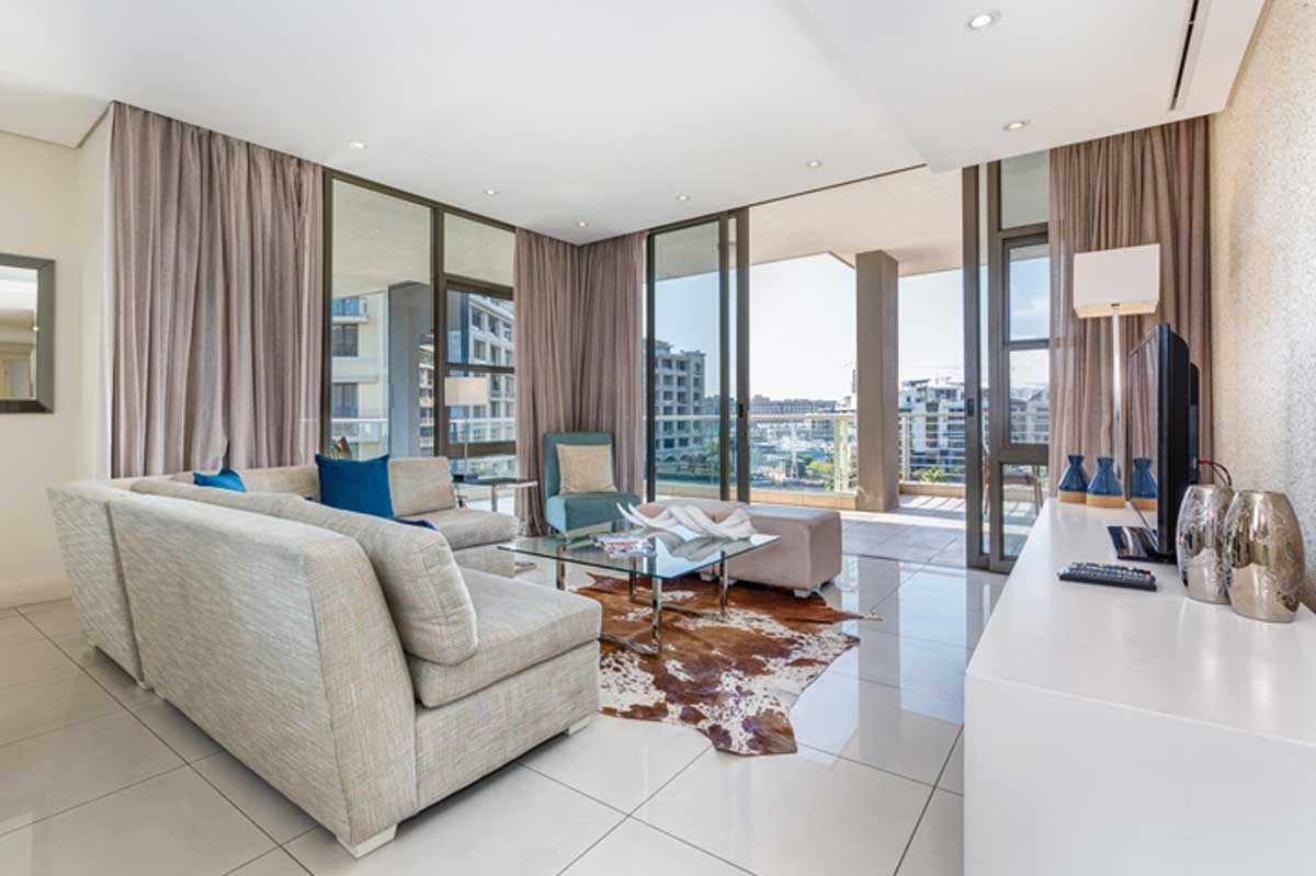Lawhill Apartment in Cape Town