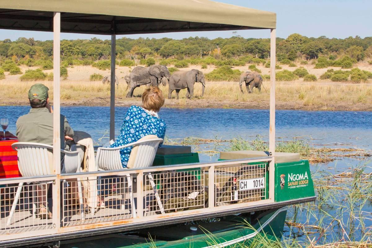 Ngoma Boating Tours