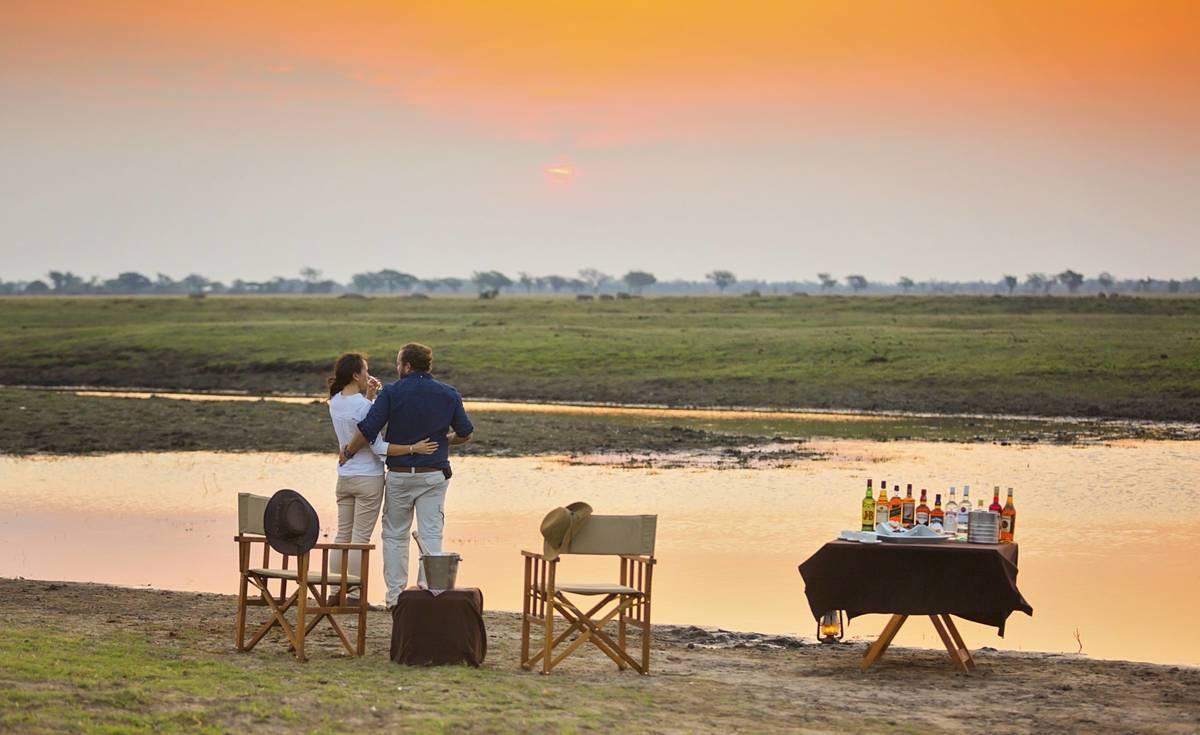Ngoma Safari Lodge in Chobe
