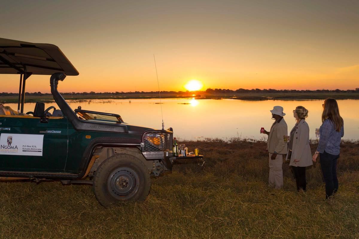 Ngoma Safari Lodge Game Drives