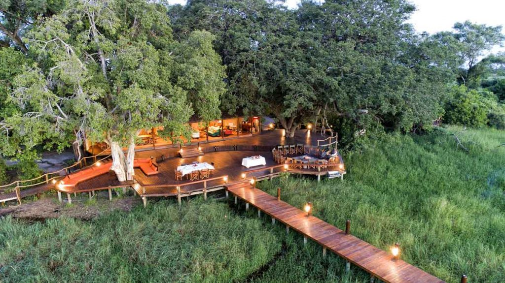 Client Feedback : Mapula Lodge in the Okavango Delta
