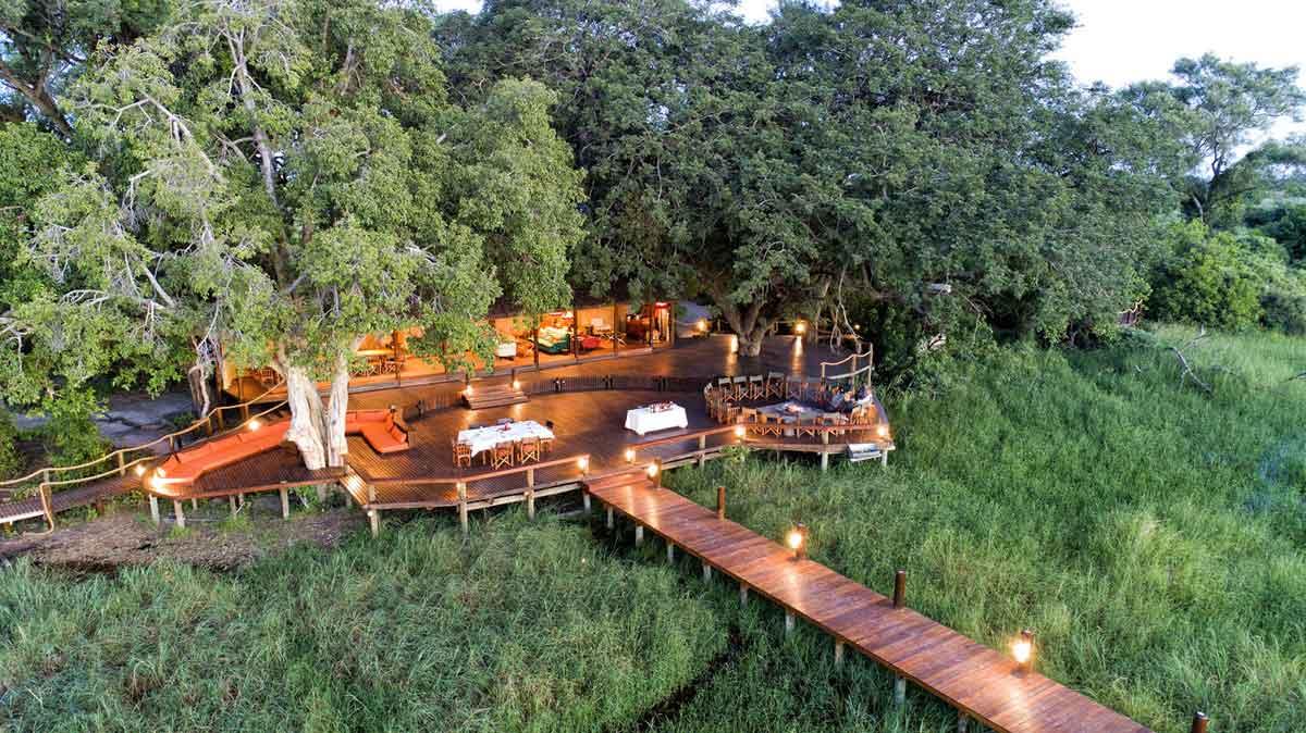 Client Feedback : Mapula Lodge in the Okavango Delta