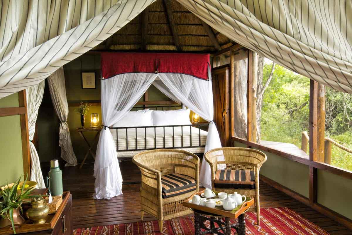Mapula Lodge Bedroom